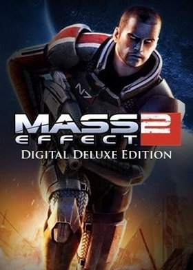 Mass Effect 2 Deluxe Edition