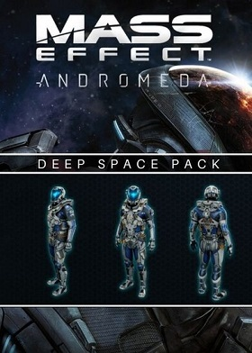 Mass Effect Andromeda Deep Space Pack DLC