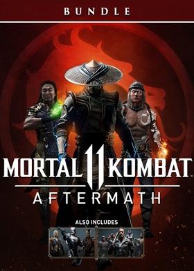 Mortal Kombat 11 Aftermath DLC