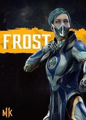 Mortal Kombat 11 Frost DLC