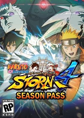 NARUTO SHIPPUDEN Ultimate Ninja STORM 4 Season Pass DLC