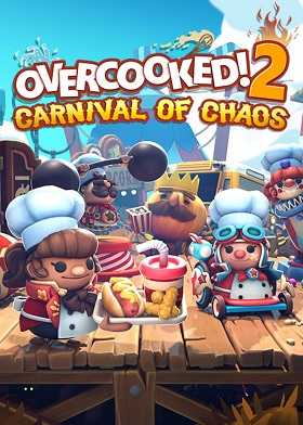 Overcooked! 2 Carnival of Chaos DLC