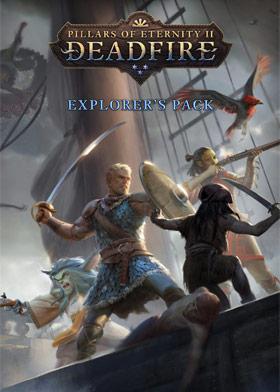 Pillars of Eternity II Deadfire Explorers Pack DLC