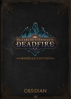 Pillars of Eternity II Deadfire Obsidian Edition