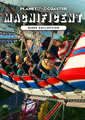 Planet Coaster Magnificent Rides Collection DLC