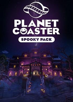Planet Coaster Spooky Pack DLC