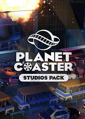 Planet Coaster Studios Pack DLC