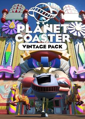 Planet Coaster Vintage Pack DLC
