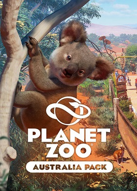 Planet Zoo Australia Pack DLC