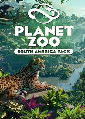 Planet Zoo South America Pack  DLC