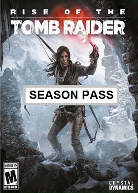 Rise of the Tomb Raider Season Pass DLC