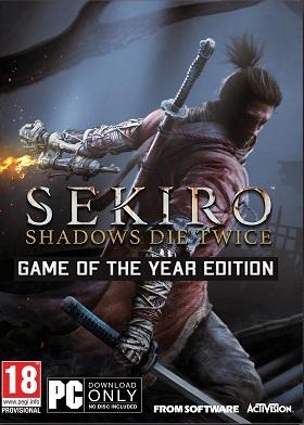 Sekiro Shadows Die Twice GOTY