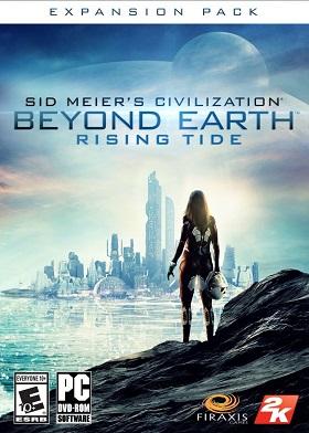 Sid Meiers Civilization Beyond Earth Rising Tide DLC