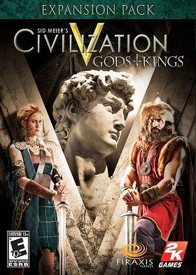 Sid Meiers Civilization V Gods and Kings DLC