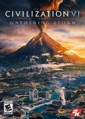 Sid Meiers Civilization VI Gathering Storm DLC