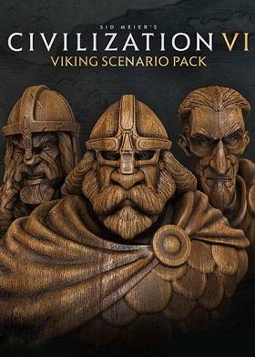 Sid Meiers Civilization VI Vikings Scenario Pack DLC