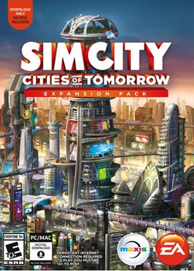 SimCity Cities of Tomorrow DLC