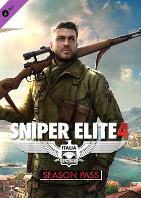 Sniper Elite 4 Season Pass DLC