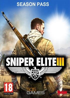 Sniper Elite III Season Pass DLC