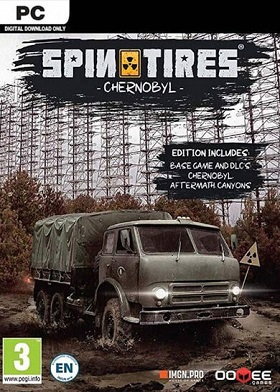 Spintires Chernobyl Bundle