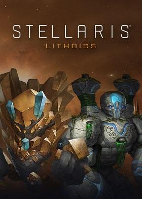 Stellaris Lithoids Species Pack DLC
