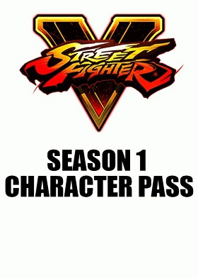 Street Fighter V Season 1 Character Pass DLC