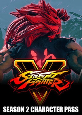 Street Fighter V Season 2 Character Pass DLC