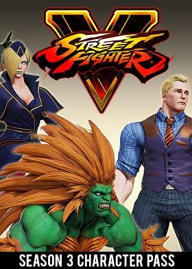 Street Fighter V Season 3 Character Pass DLC