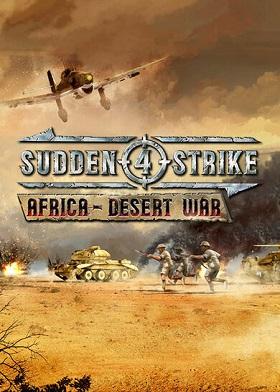 Sudden Strike 4 Africa Desert War DLC