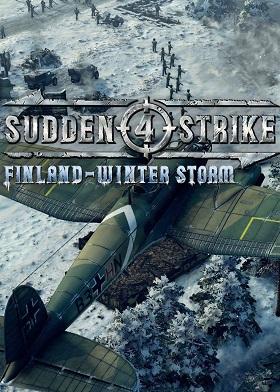 Sudden Strike 4 Finland Winter Storm DLC