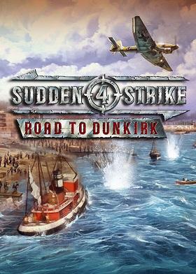 Sudden Strike 4 Road to Dunkirk DLC