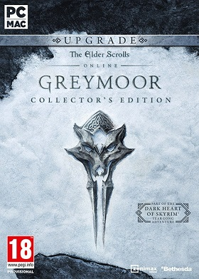The Elder Scrolls Online Greymoor Collectors Edition Upgrade dlc