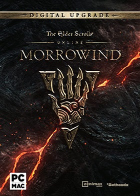 The Elder Scrolls Online Morrowind Upgrade