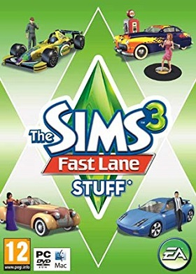 The Sims 3 Fast Lane Stuff Pack DLC