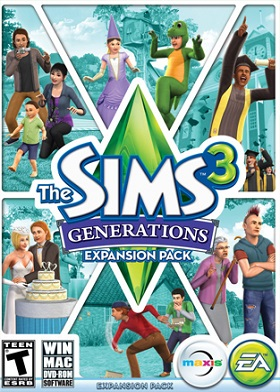 The Sims 3 Generations DLC