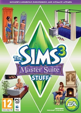 The Sims 3 Master Suite Stuff Pack DLC