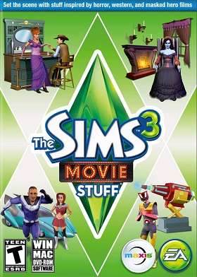 The Sims 3 Movie Stuff Pack DLC
