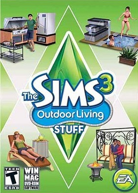 The Sims 3 Outdoor Living Stuff Pack DLC
