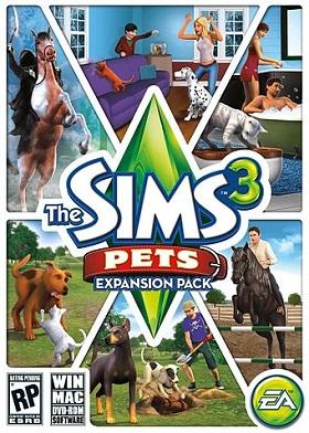 The Sims 3 Pets DLC