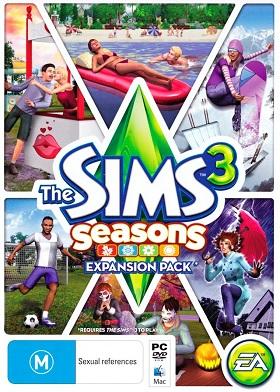 The Sims 3 Seasons DLC