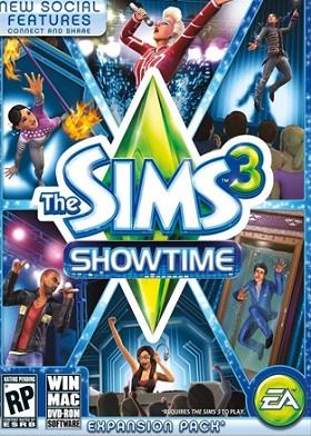 The Sims 3 Showtime DLC