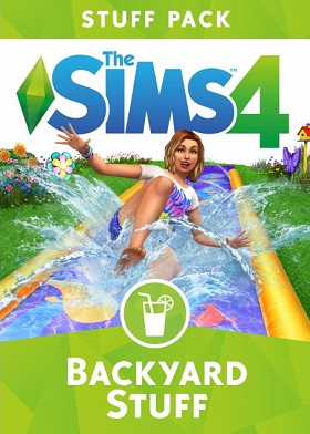 The Sims 4 Backyard Stuff Pack DLC