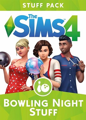 The Sims 4 Bowling Night Stuff Pack DLC
