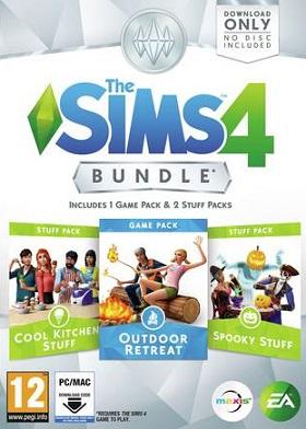The Sims 4 Bundle Pack 2 DLC
