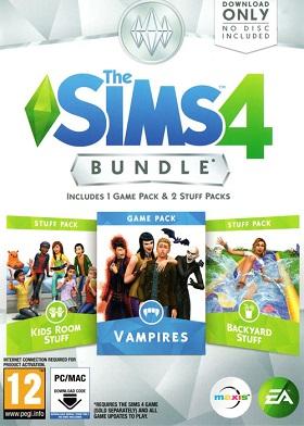 The Sims 4 Bundle Pack 4 DLC