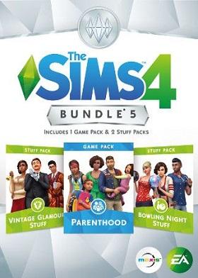 The Sims 4 Bundle Pack 5 DLC