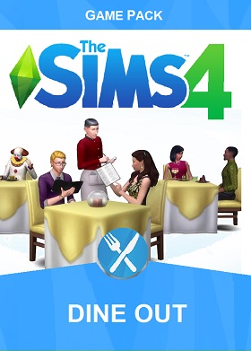 The Sims 4 Dine Out Game Pack DLC