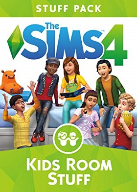 The Sims 4 Kids Room Stuff Pack DLC
