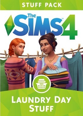 The Sims 4 Laundry Day Stuff Pack DLC