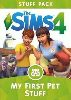 The Sims 4 My First Pet Stuff Pack DLC